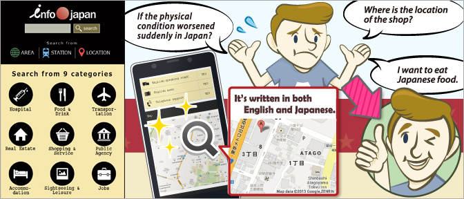 info-japan / Yellow pages of Japan in English | JAPAN ATTRACTIONS